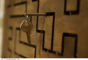 clés labyrinthe escape game tournon